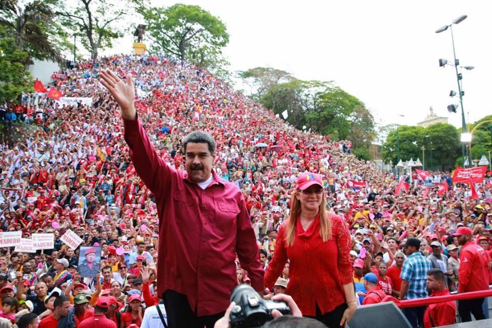Maduro: Venezuela no se arrodilla ante las imposiciones imperiales