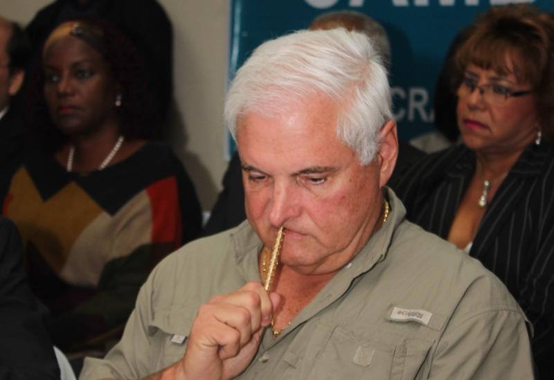 En dos meses EE.UU. decidirá extradición de Martinelli