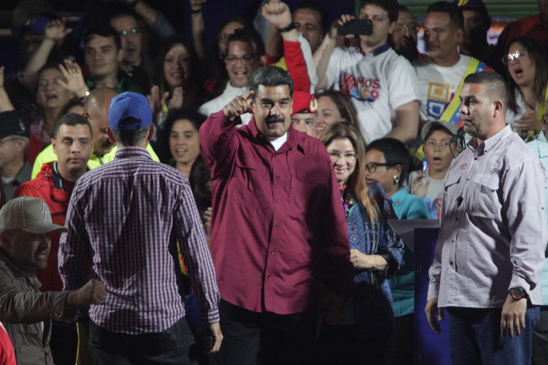 Autoridades venezolanas agradecen la participación del pueblo en comicios presidenciales