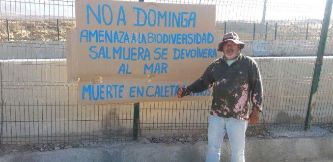 Organizaciones sociales de Coquimbo entregan carta a Piñera y le manifiestan su «indignación» por fallo favorable a Dominga