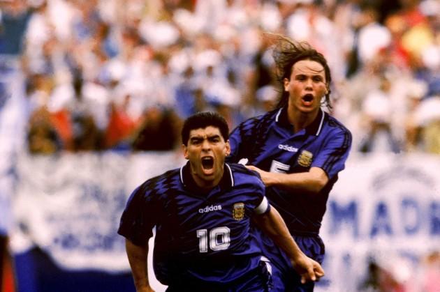 Investigación asegura que Joao Havelange quería «esconder» el dóping de Maradona en mundial de EE.UU