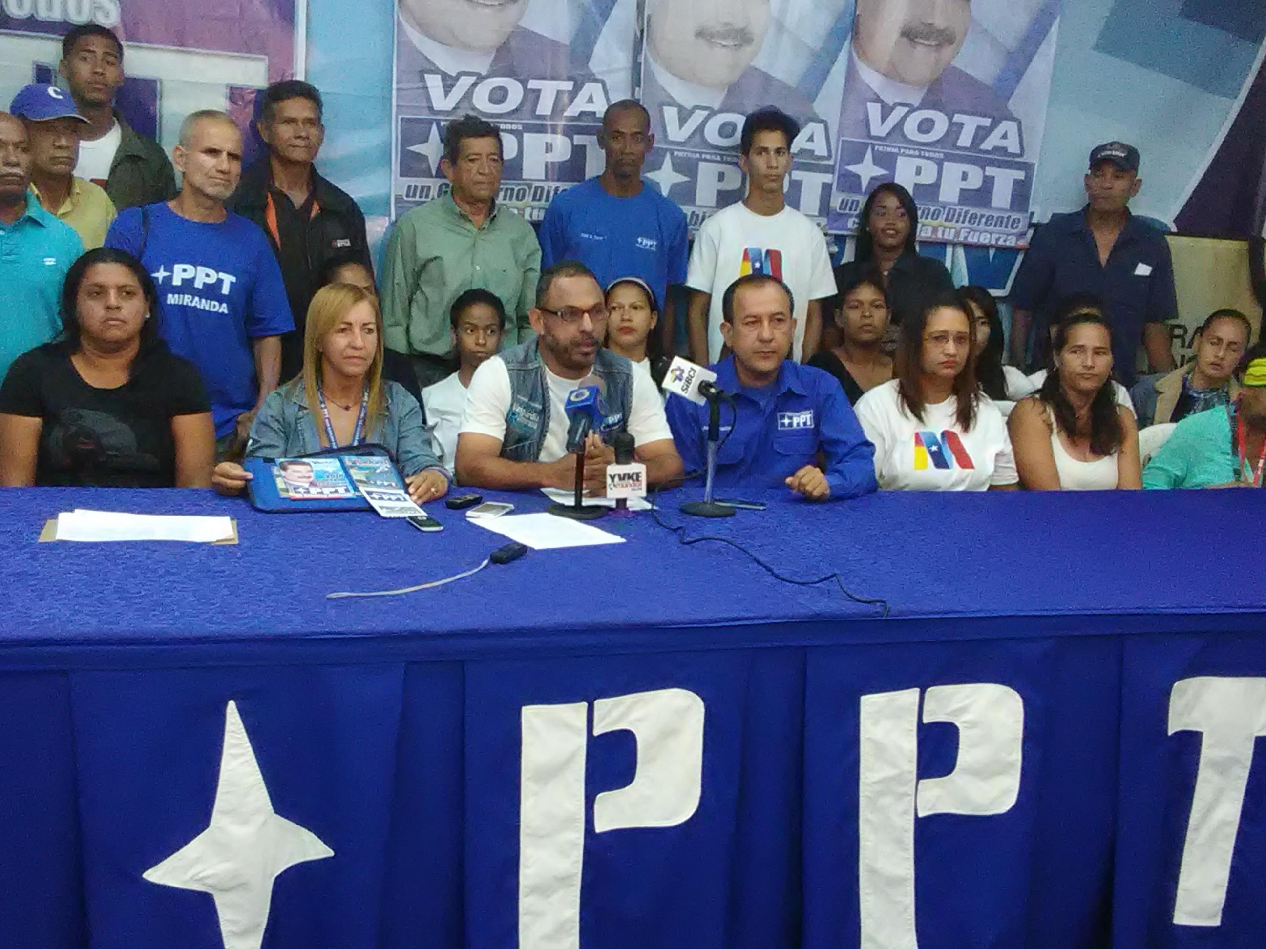 Partido de izquierda venezolano rechazó los ataques foráneos contra del país