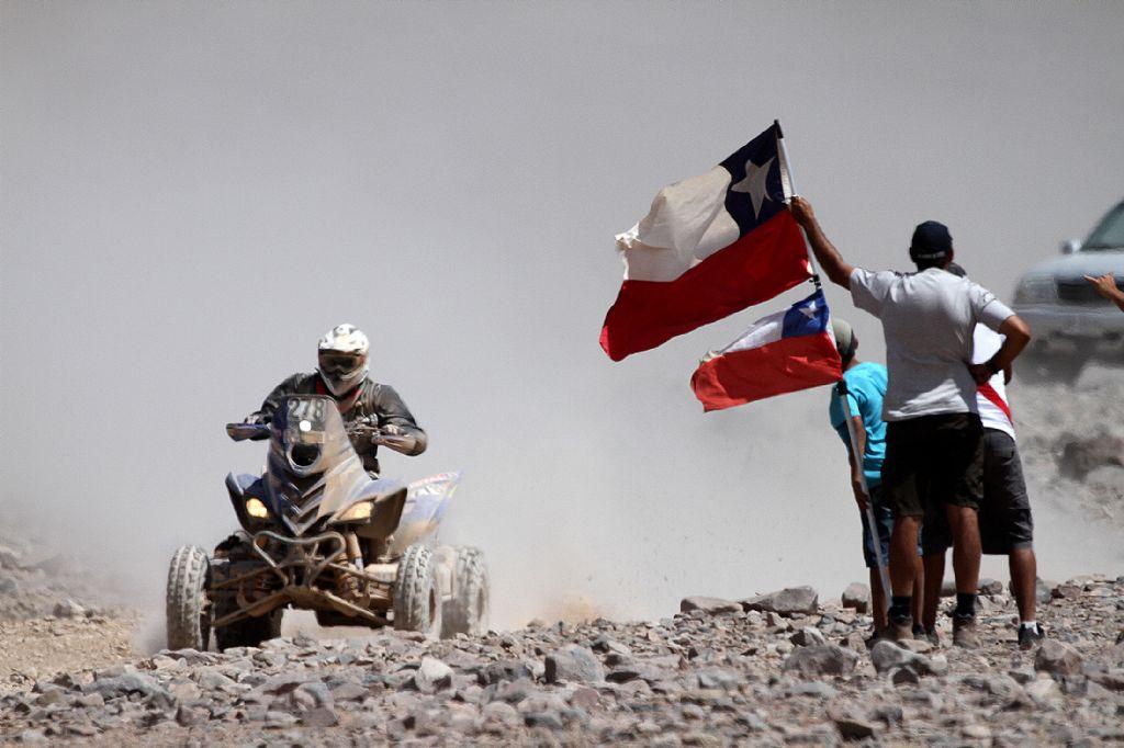 Por «austeridad fiscal», suspenden participación de Chile en el rally Dakar 2019