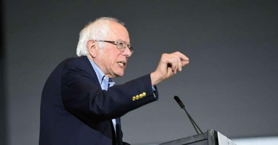 Sanders se postula para la reelección al Senado de EEUU