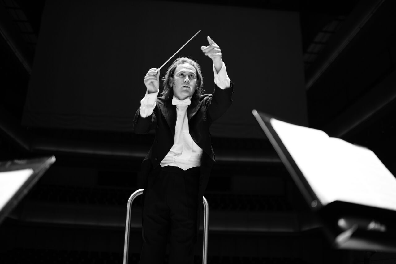 Christian Vásquez dirigirá a la Sinfónica de la Radio Éireann en Irlanda