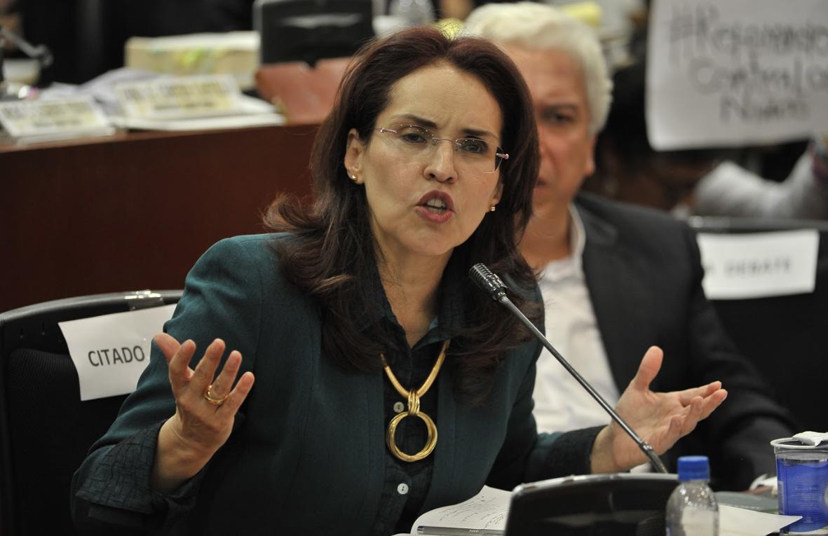 Viviane Morales retiró este miércoles su candidatura a la Presidencia de Colombia