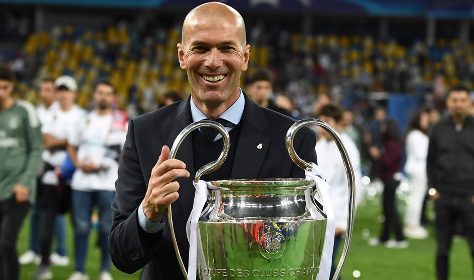 Cristiano y Benzema despiden con «honores» a Zidane a través de redes sociales