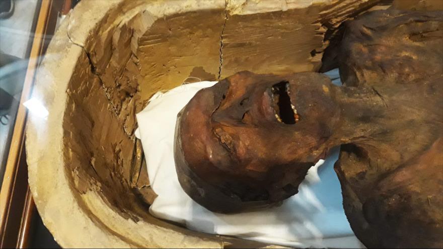 En Siberia hallan una momia de hace 2.000 años