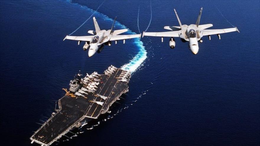 EE.UU. denuncia que China ha atacado con láser a sus operaciones aéreas militares