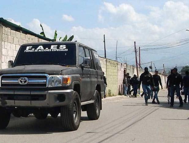 FAES abatió al asesino de cantautor Evio Di Marzo en Caracas