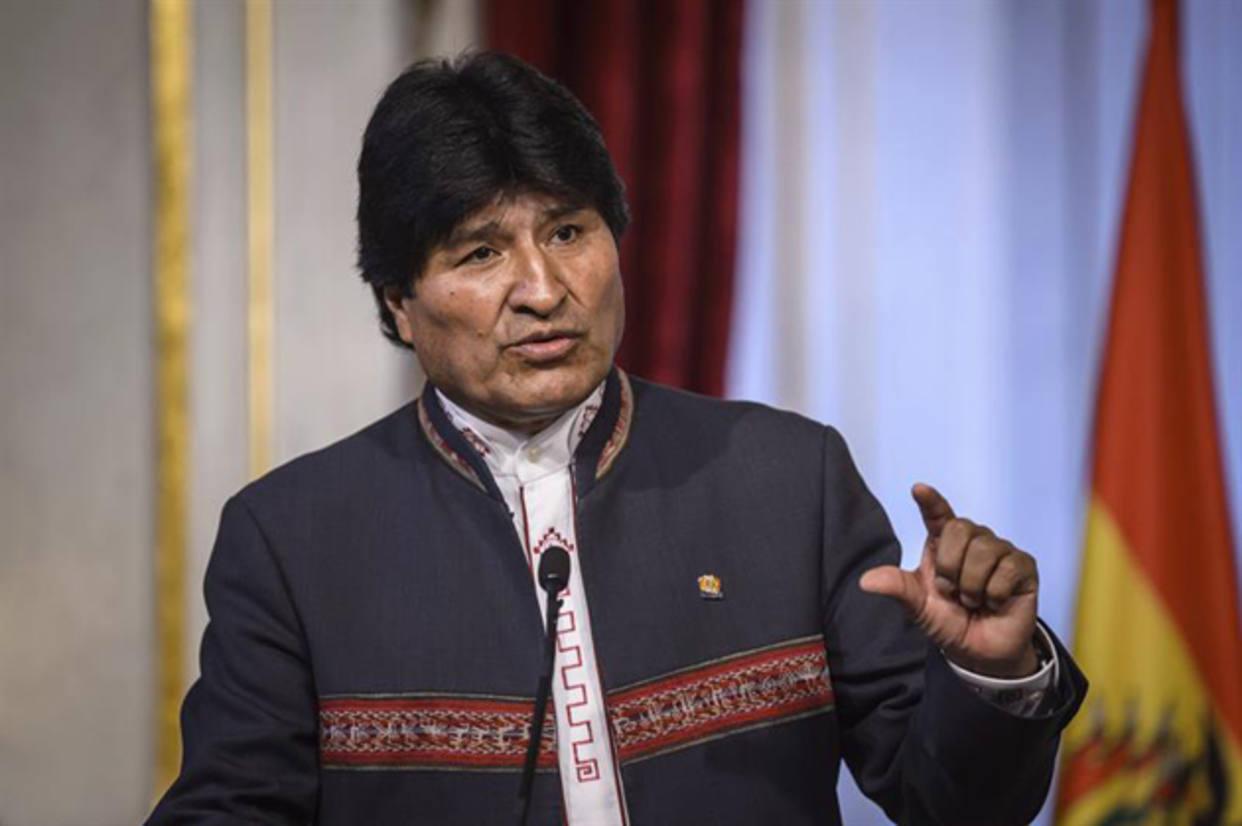 Evo Morales: Venezolanos a punto de ser víctimas de una invasión estadounidense