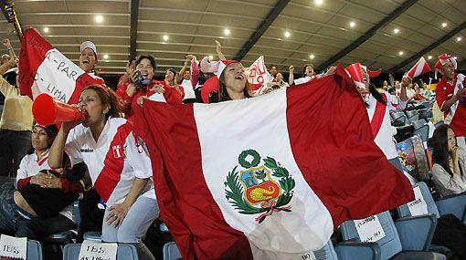 La esperanza peruana es llegar a cuartos de final