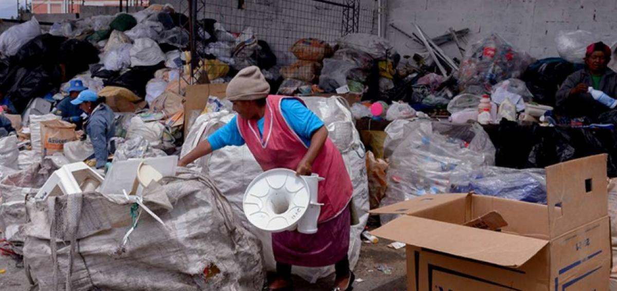 El manejo de residuos puede ser una solución o un problema ambiental