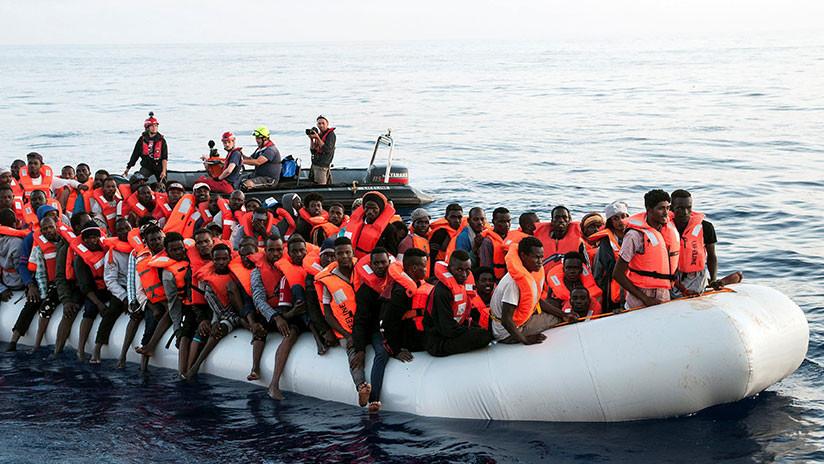 Problema migratorio divide a la UE y amenaza a Merkel