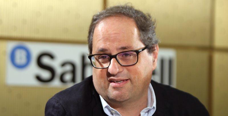 Catalanes se mantienen firmes en la búsqueda de la independencia