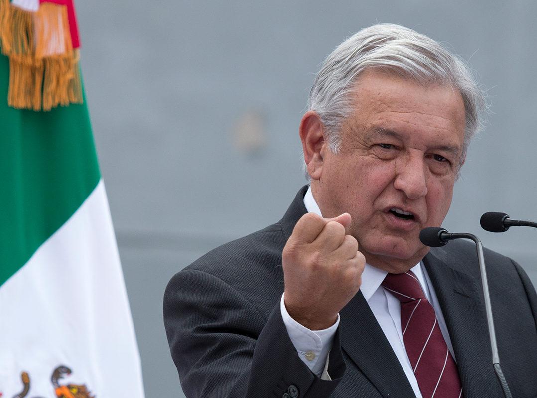 candidato a las elecciones presidenciales en Mexico