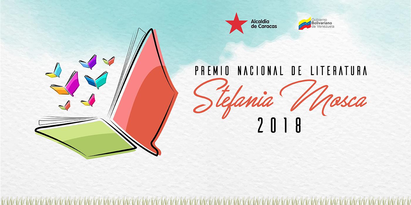 Abierta convocatoria para premio de literatura Stefania Mosca 2018