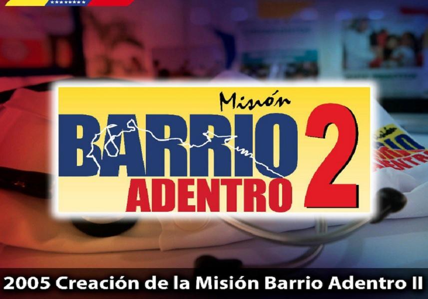 Hace 13 años que Venezuela  por medio de la Misión Barrio Adentro II democratizó la atención médica