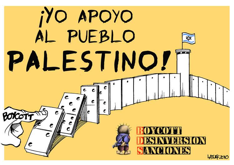 Boicot a Israel: merecido golpe al genocidio que retumba en el mundo