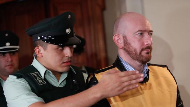 """Rafael Garay desde la cárcel: Reconoce """"mentira asquerosa"""" al afirmar que tenía un tumor cerebral"""