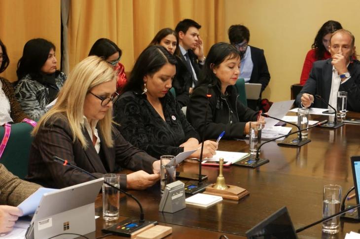 Comisión de Familia aprueba artículo que impide discriminación en adopciones