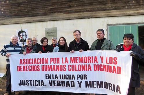 U. de Chile y organizaciones emplazan al Estado a avanzar en Comisión Mixta Chile-Alemania por Colonia Dignidad