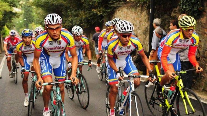 Arranca primer clásico ciclístico Francisco de Miranda en Venezuela