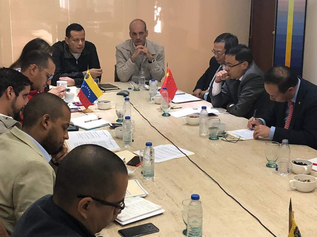 China y Venezuela refuerzan cooperación energética y financiera