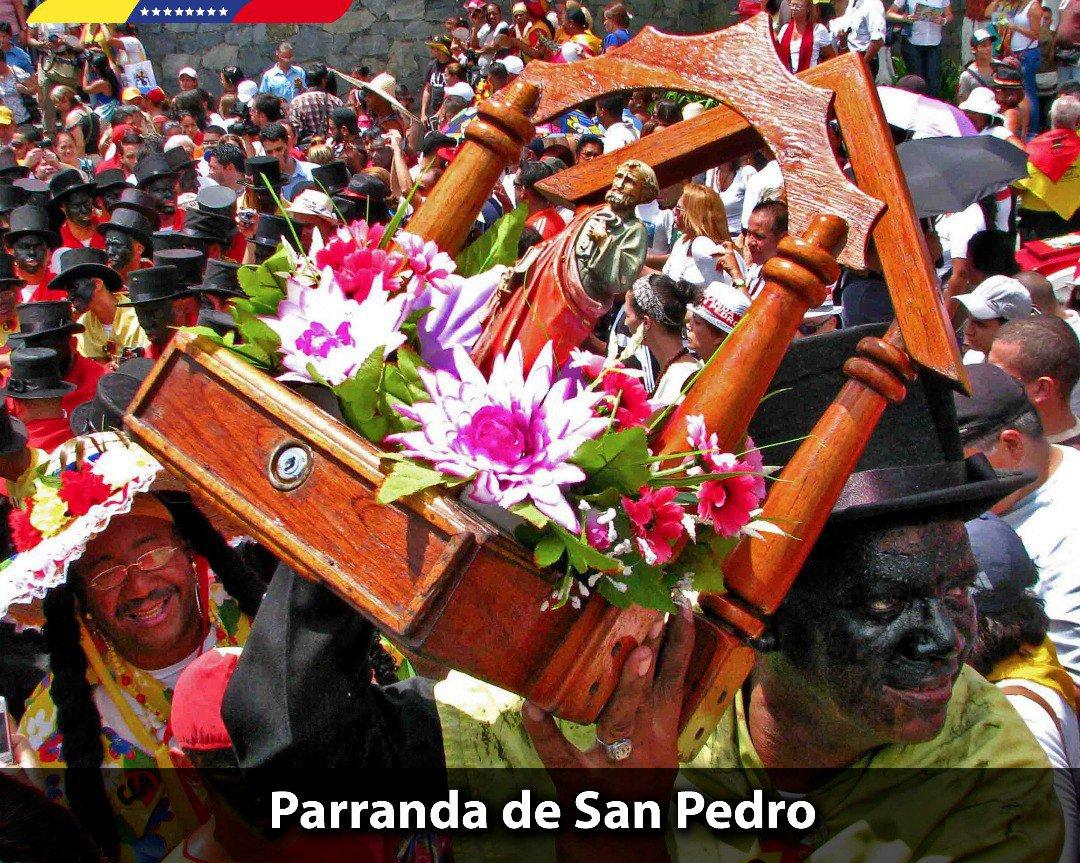 ¡Venezolanos de fiesta! Comunidades mirandinas celebran la Parranda de San Pedro