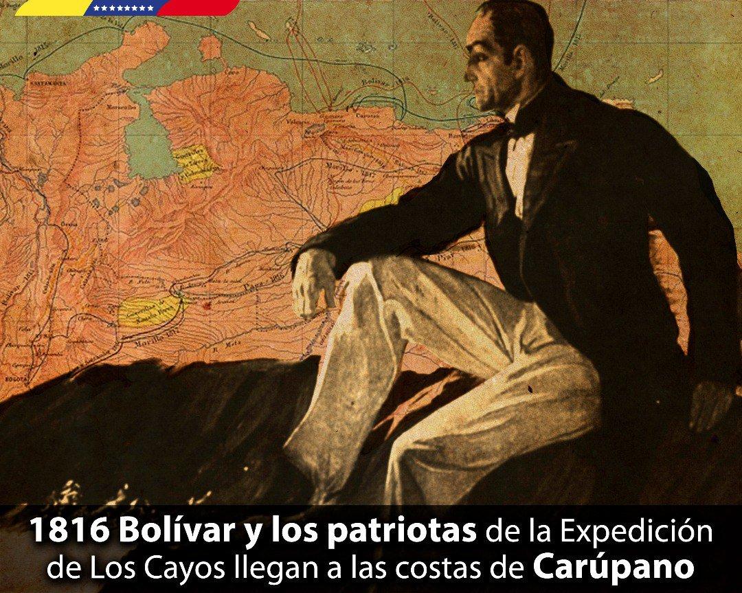 Maduro recuerda toma de Carúpano en el marco de la Expedición de Los Cayos
