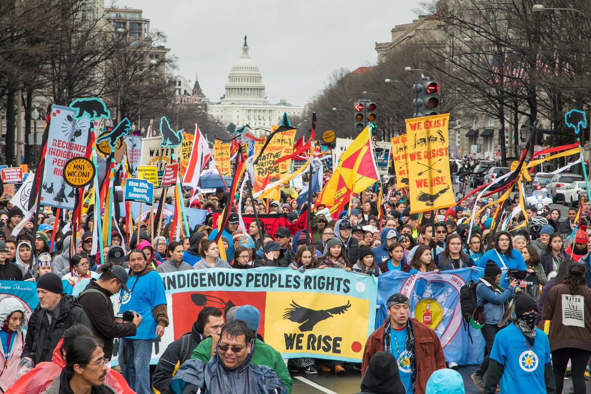Compañía de oleoductos financia legislación antiprotestas en EE. UU.