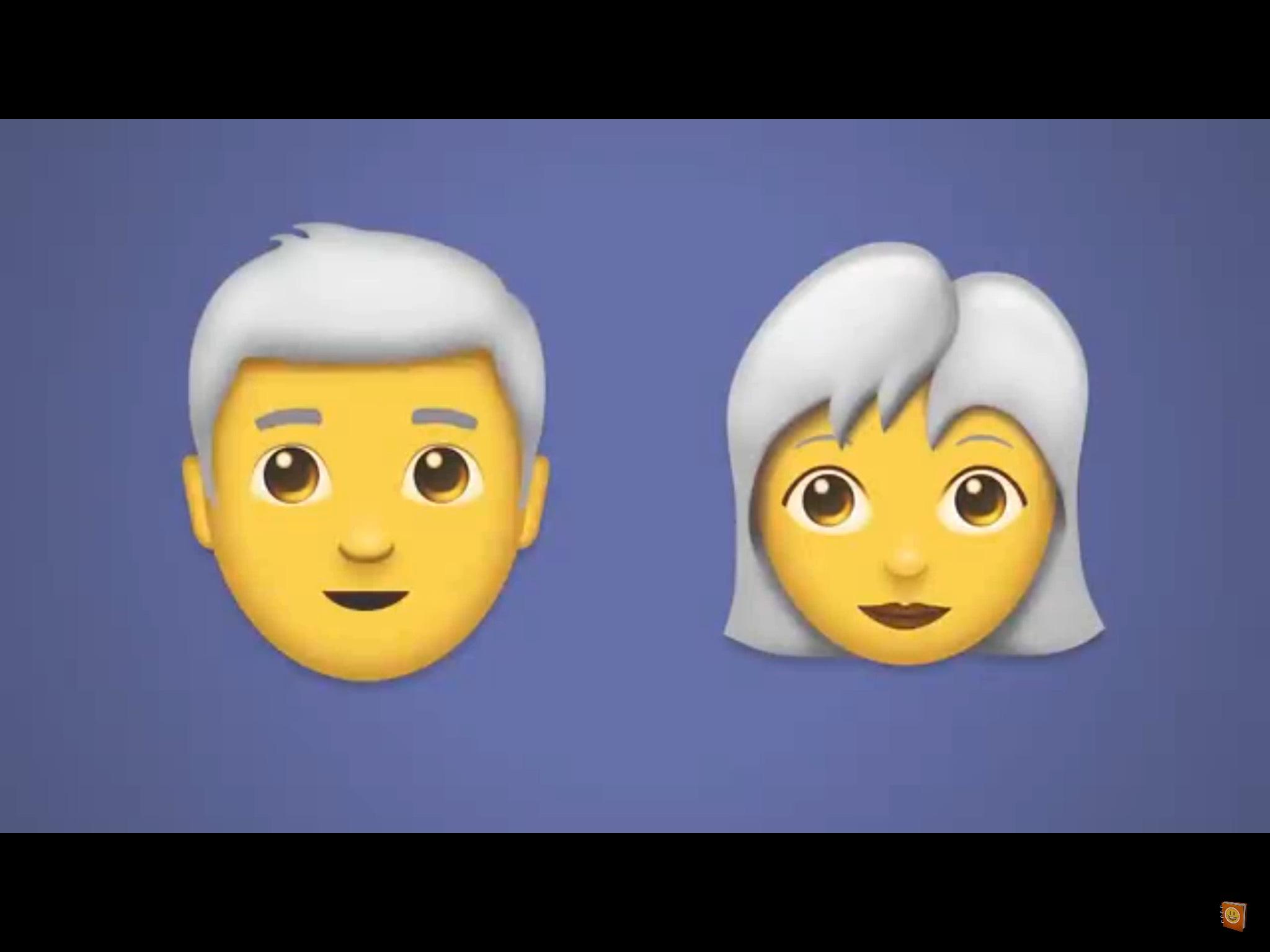 Conoce los nuevos emojis que tendrás en tu teléfono inteligente