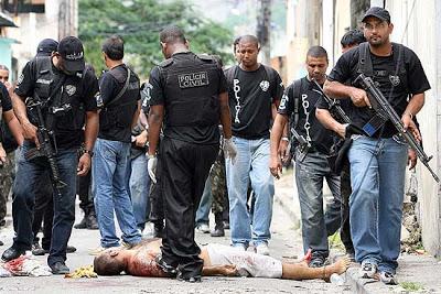 Tiroteos aumentaron un 36% en Río de Janeiro luego de su militarización