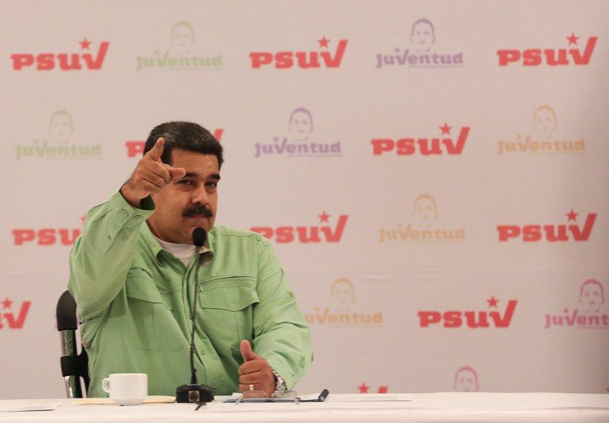 Juventud venezolana prepara candidaturas para los Consejos Municipales