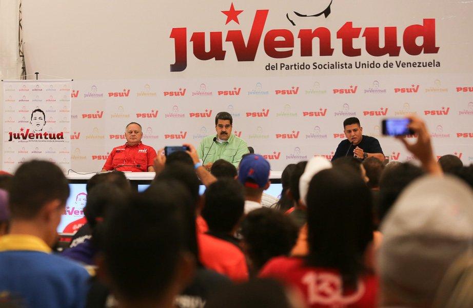 Venezuela: Plan Chamba Juvenil se convertirá en una Misión Socialista
