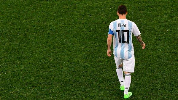 Argentina sobrevive en el Mundial gracias a Nigeria