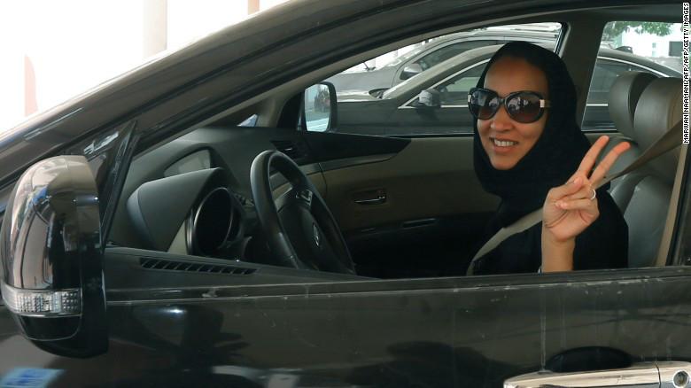 Toman el Volante: Mujeres podrán conducir a partir de hoy en Arabia Saúdita