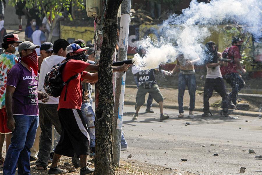 Choques violentos en Nicaragua dejan seis fallecidos