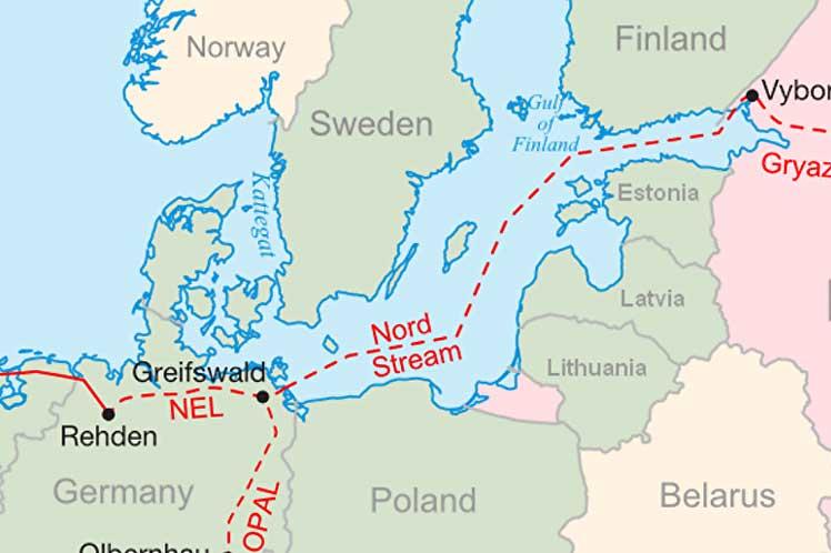 EE. UU. promete no sancionar gasoducto Nord Stream 2