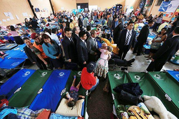 Naciones Unidas activa mecanismos para atender emergencia en Guatemala