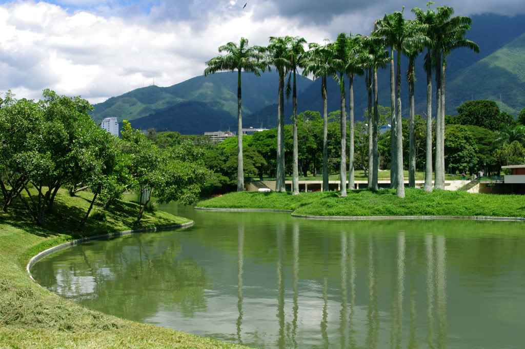 Venezuela: Recuperarán laguito del Parque Generalísimo Francisco de Miranda