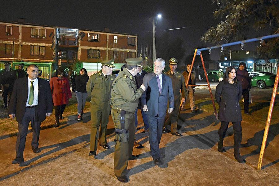 El 73% de los detenidos en redada en Santiago evitaron el tribunal penal