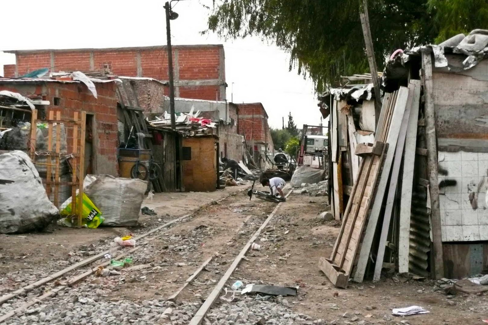 El 48,1 %  de los niños en Argentina sufre pobreza