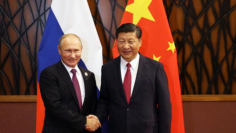 Putin recuerda con alegría el día que festejó su cumpleaños con Xi Jinping
