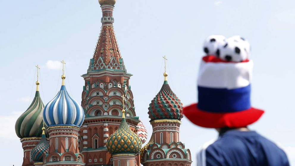 Turistas de tres países son los que más han gastados en el Mundial Rusia 2018