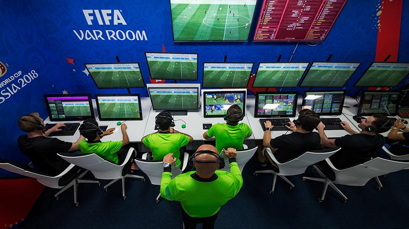 El VAR se acerca a la perfección en el Mundial Rusia 2018