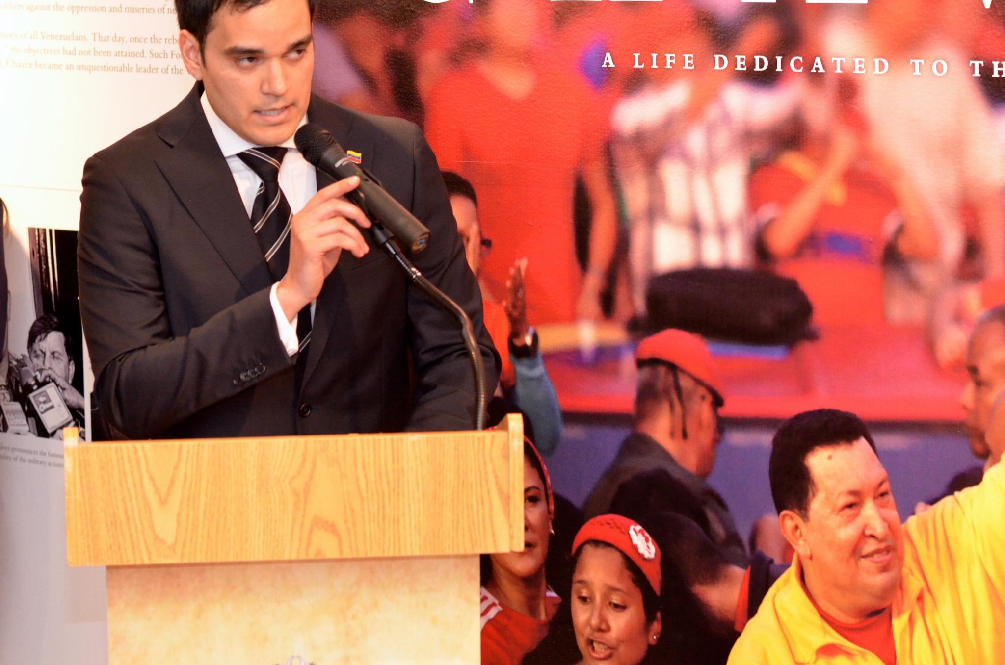 Calixto Ortega es el nuevo presidente del Banco Central de Venezuela