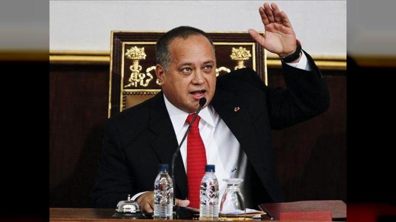 """Diosdado Cabello pidió a los contituyentes poner """"cara y pecho a la calle"""""""