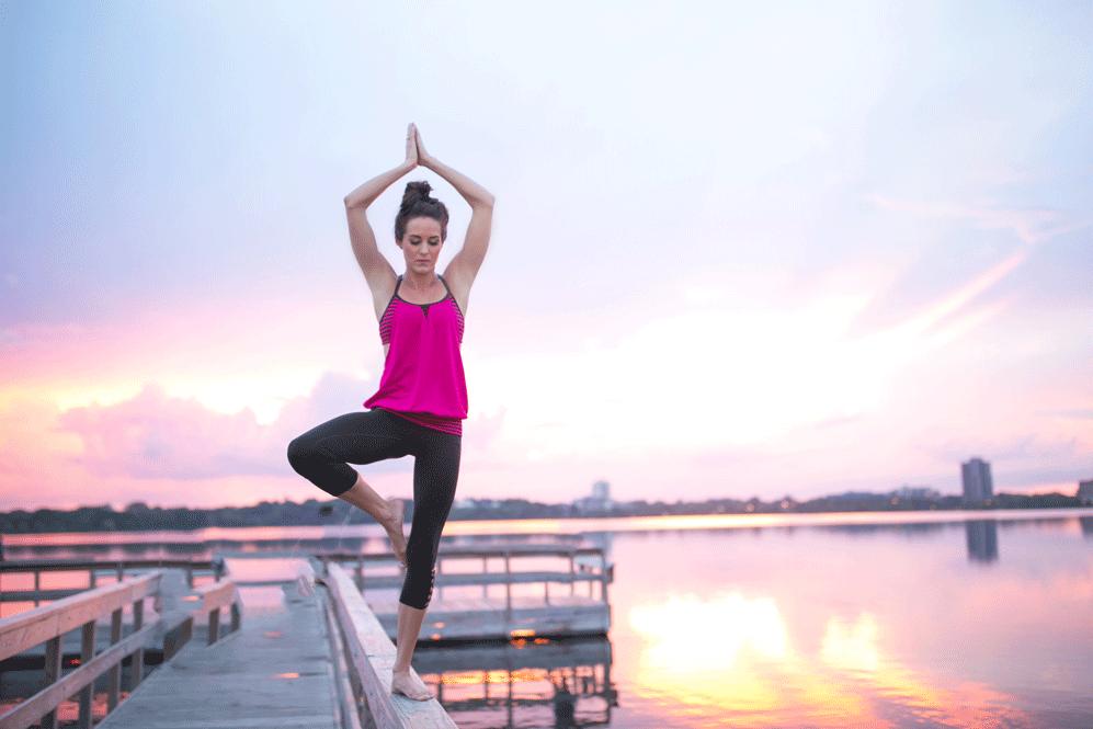 Día  internacional  del Yoga, práctica que puede cambiar tu vida