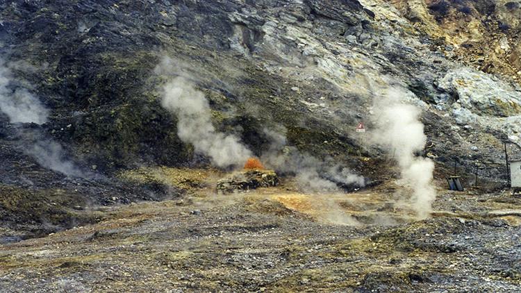 Científicos advierten posible «erupción de un supervolcán» en Nápoles